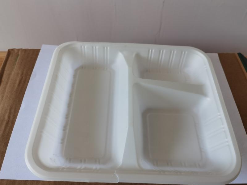 全降解塑料餐具